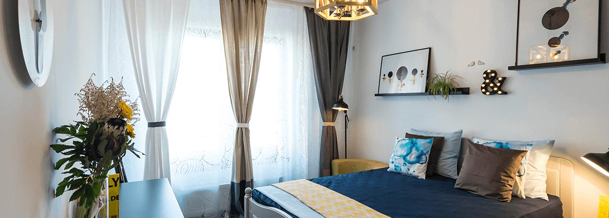 Amenajare interioara proiect On the Go, design interior dormitor