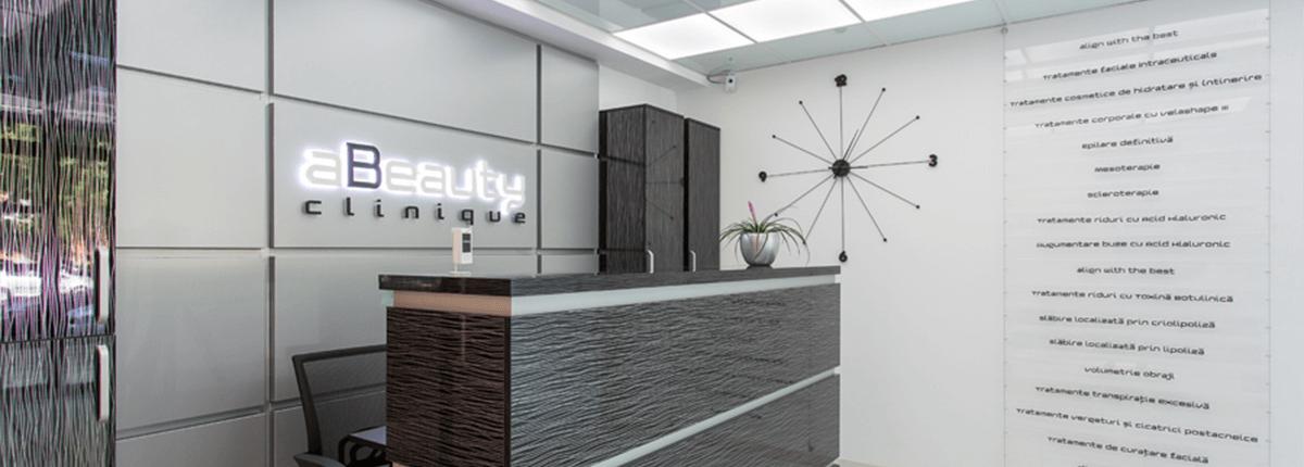 Design interior, amenajare interioara, Clinica aBeauty Clinique, design de clinică, amenajare de clinică, design urban, amenajare stil urban,amenajare interioara,amenajare clinica de infrumusetare, solutii personalizate, echipamente specializate, spatiu de business
